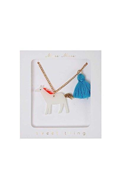 Halsketting Paard