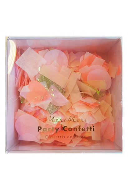 Party Confetti Pink