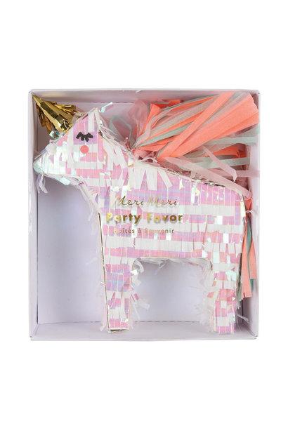 Piñata Mini Unicorn