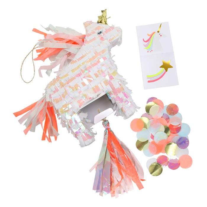 Piñata Mini Eenhoorn-3