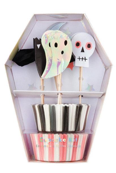 Cupcake Set Halloween