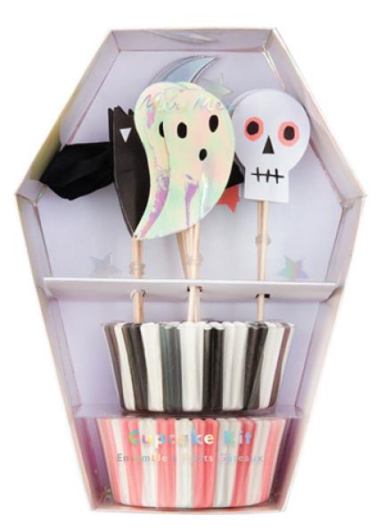 Cupcake Set Halloween - Meri Meri-1