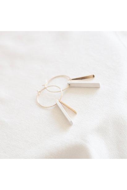 Earrings White - Hope Together 12