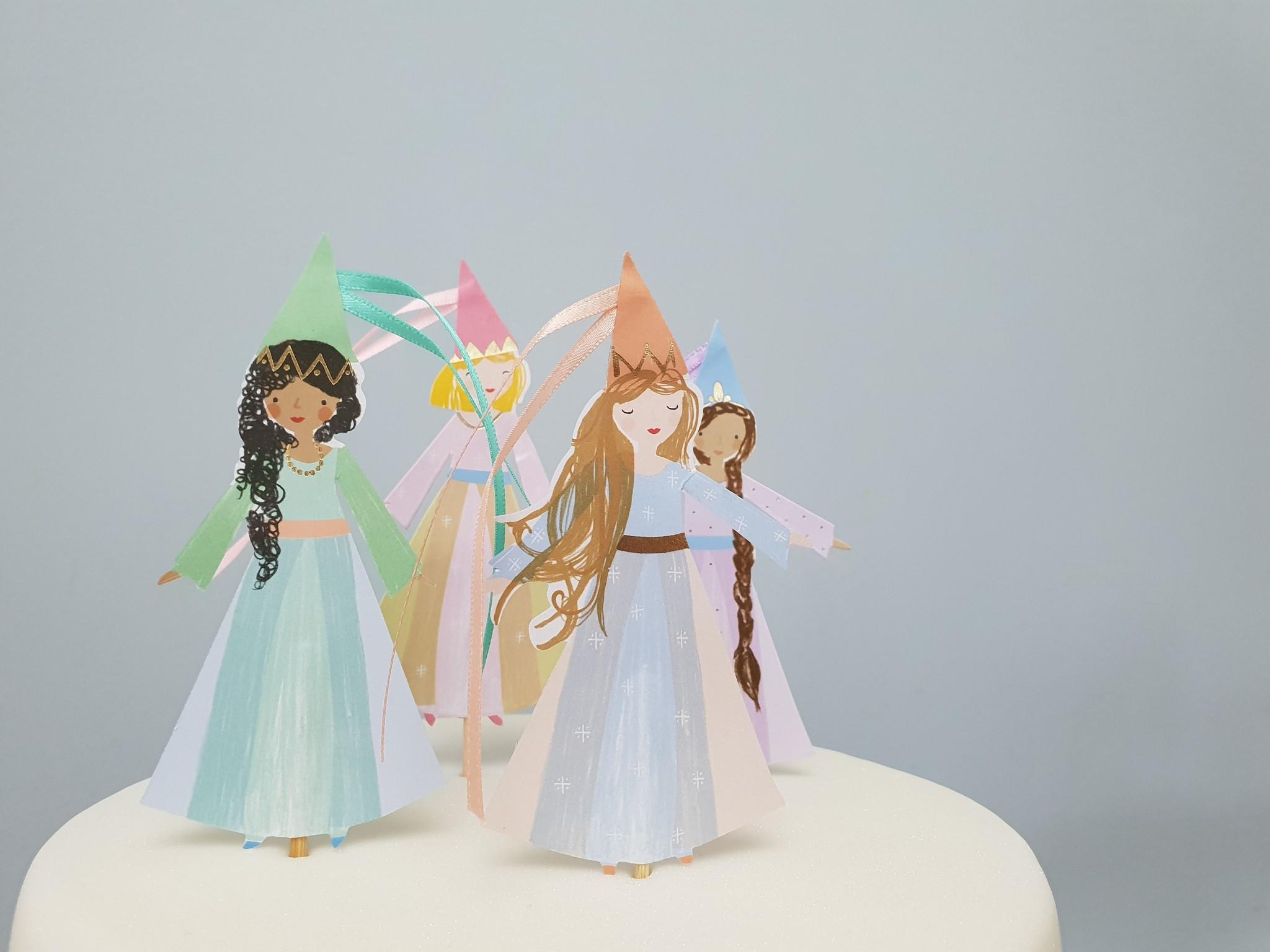Taarttopper Magische Prinses-2