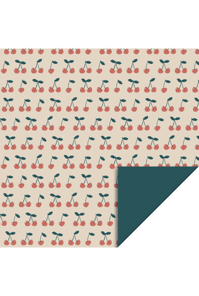Wrapping Paper - Cherry