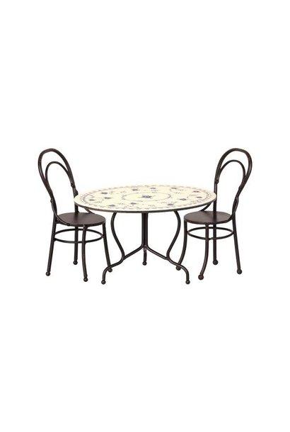 Dining Table Set, Mini