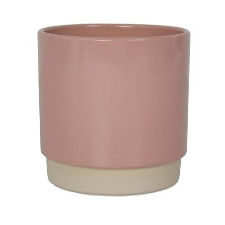 Bloempot Dusty Pink - Small-1