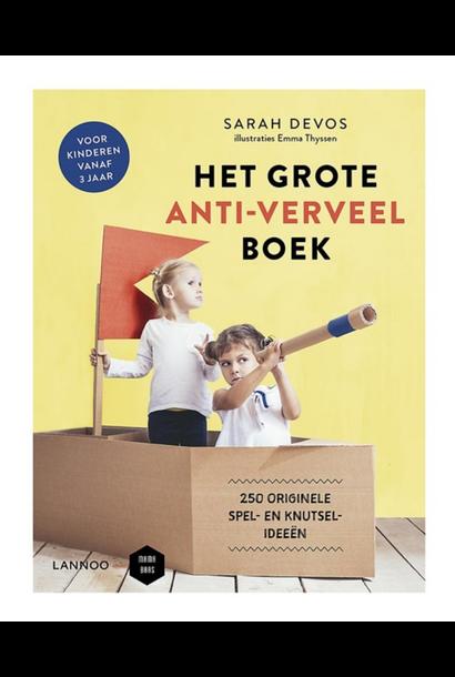 Boek - Het Grote Anti-Verveelboek