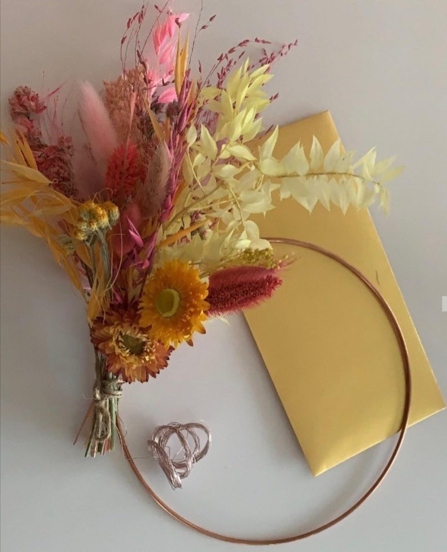 DIY Floral Hoop Mini-1