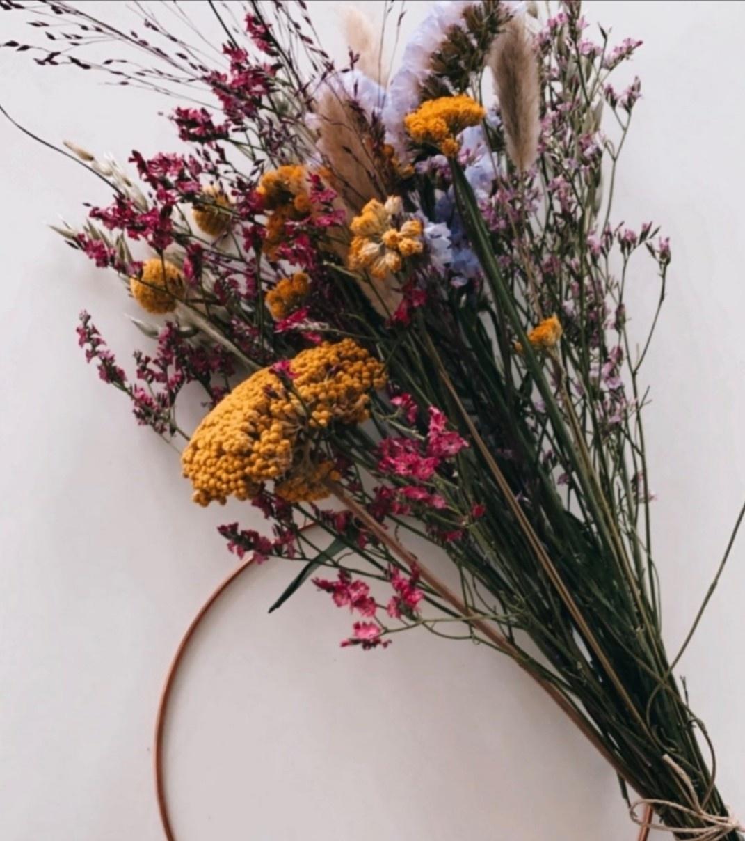 DIY Floral Hoop Medium-3