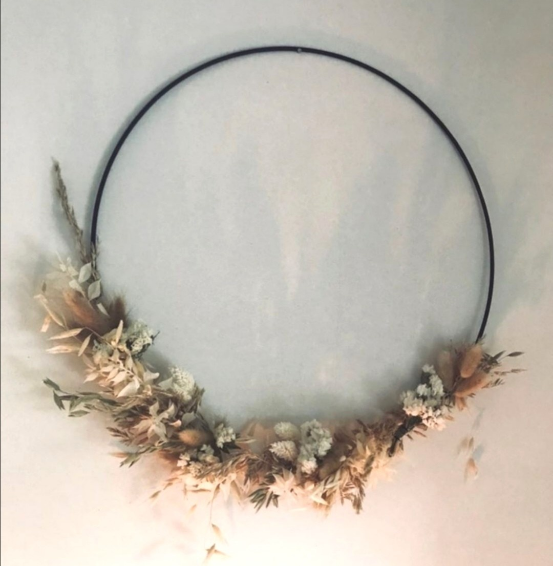 Floral Hoop Large-1