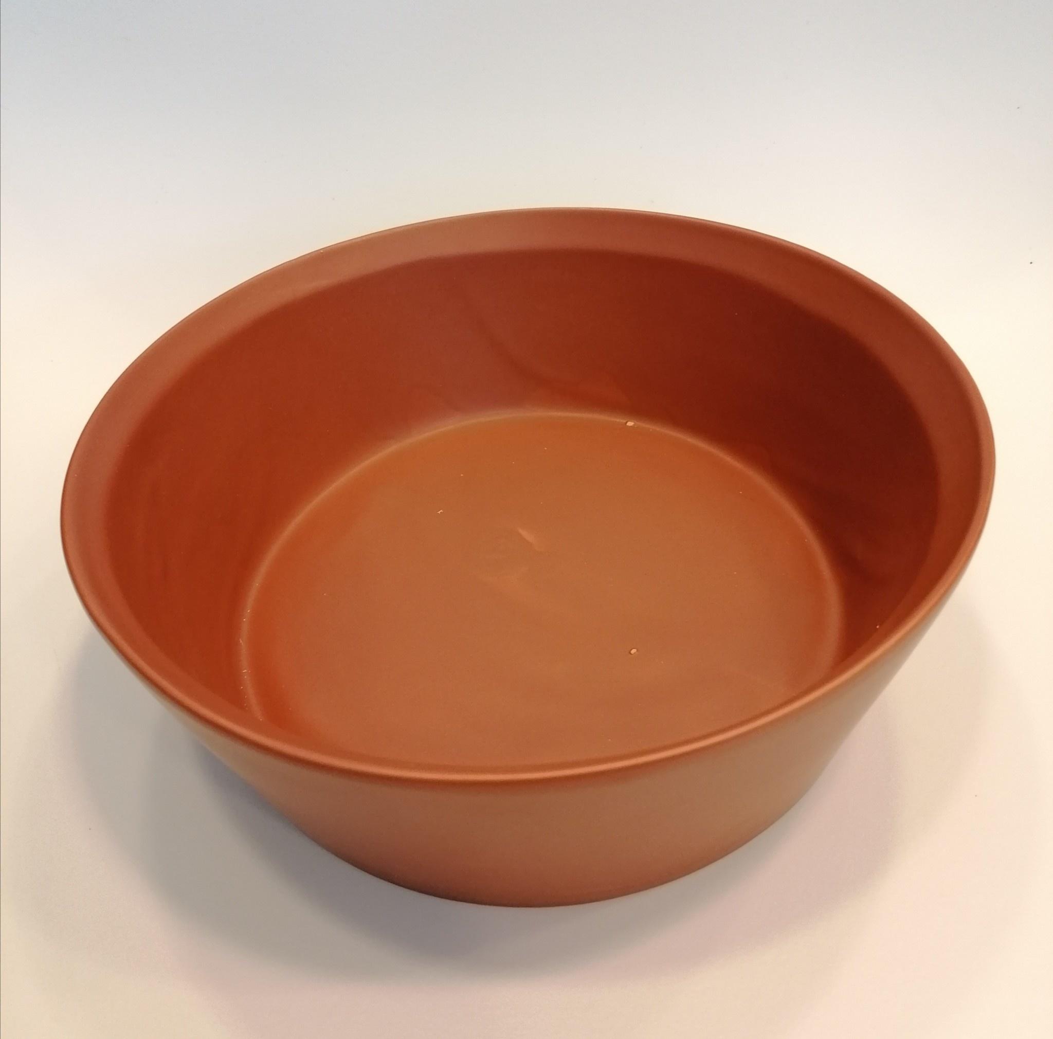 Schaal Terracotta Klein-2