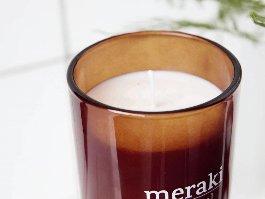 Geurkaars Sandcastles & Sunsets - Meraki-2