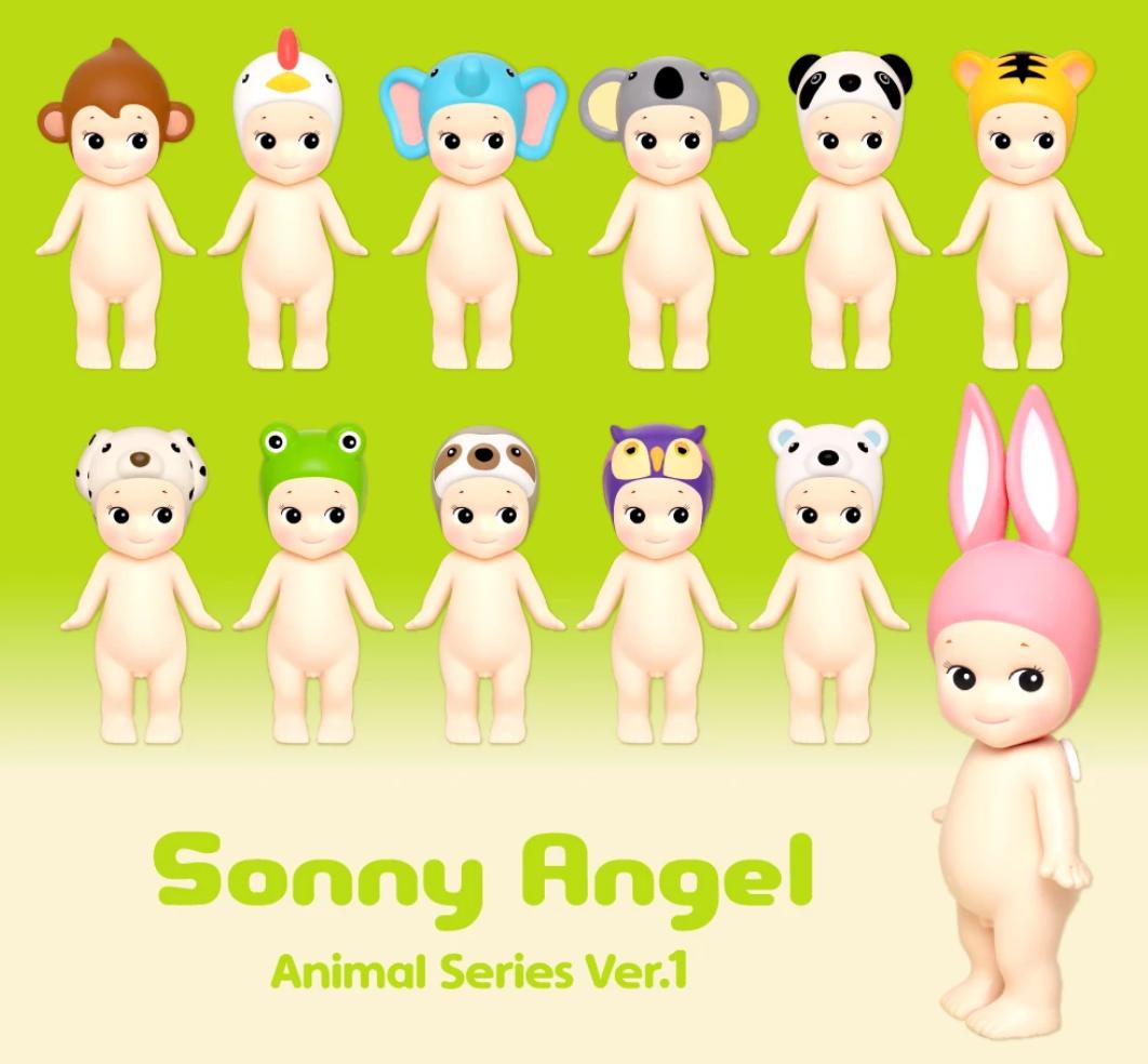 Sonny Angel - Animal Series Versie 1-2