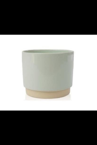 Bloempot Soft Mint - Medium