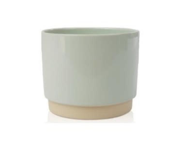Bloempot Soft Mint - Medium-1