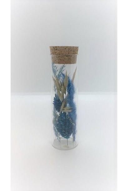 Bloemengeluk Turquoise Mini