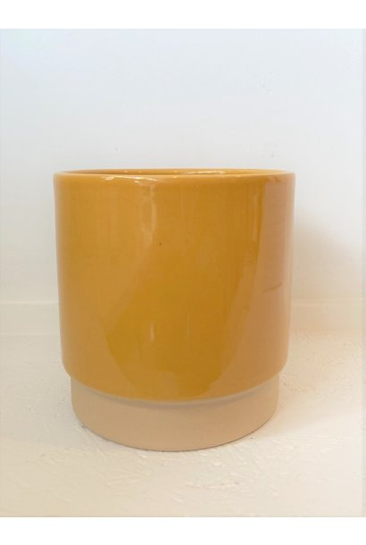 Bloempot Oker - Medium