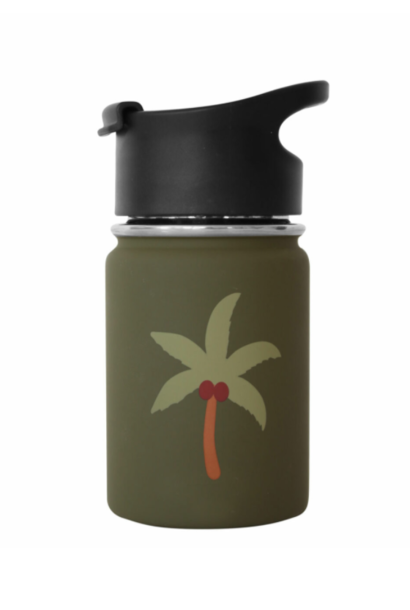 Drinkfles Palmboom