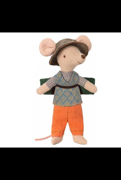 Hiker Mouse Boy