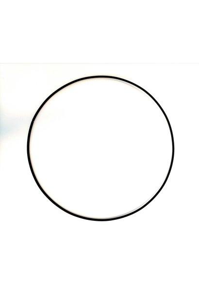 Hoop Black - Medium