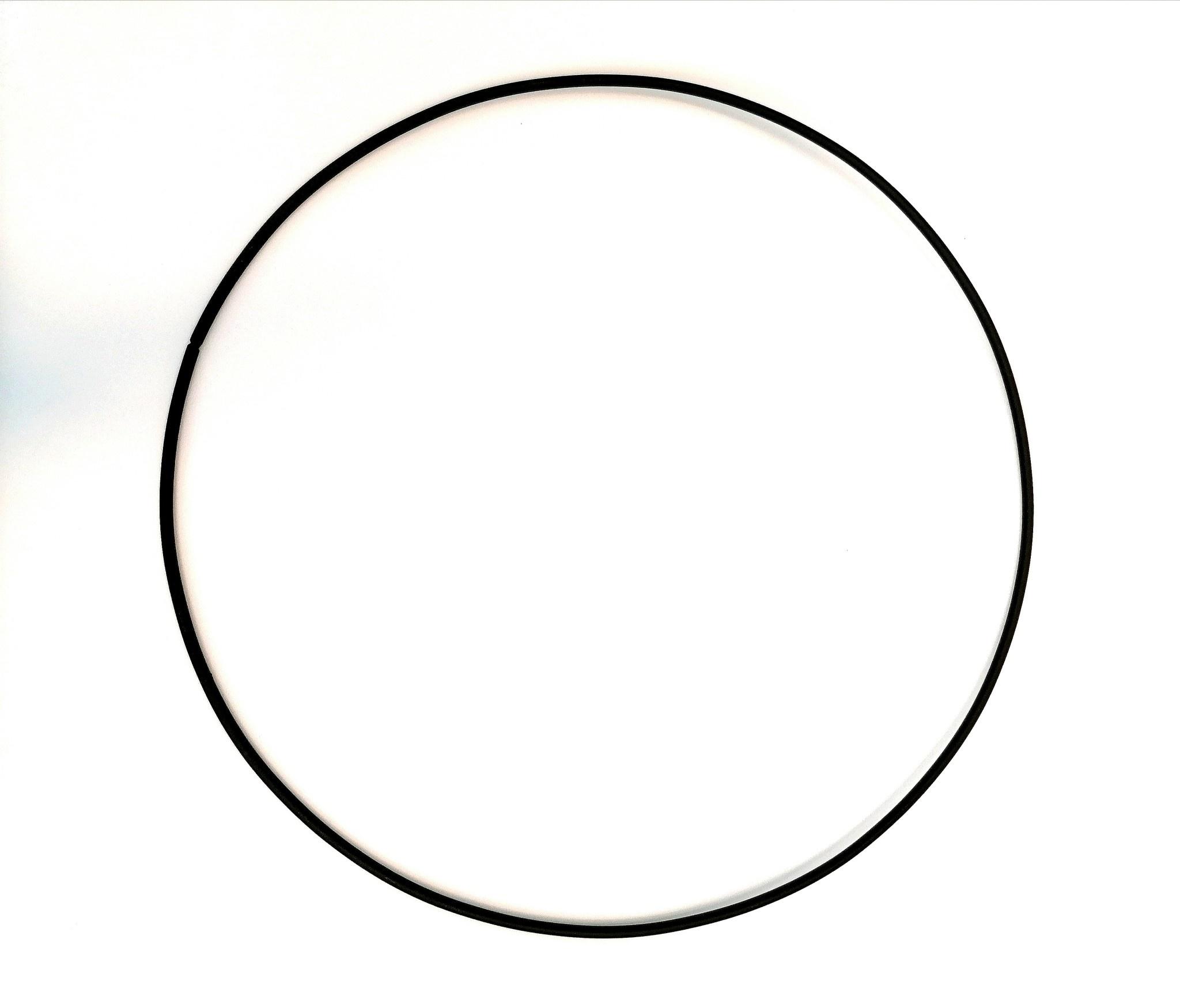 Hoepel Zwart - Medium-1