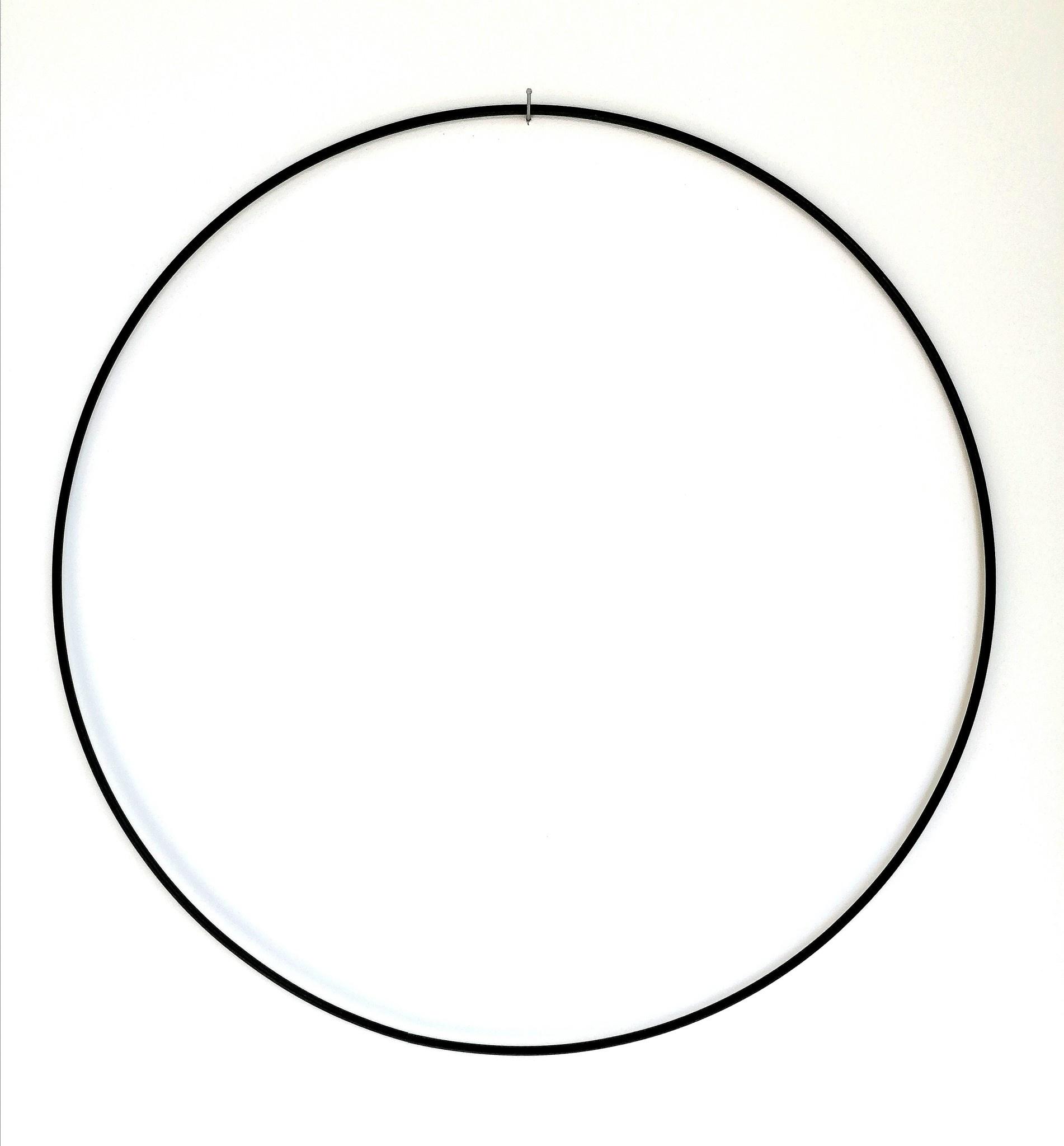 Hoepel Zwart - Large-1