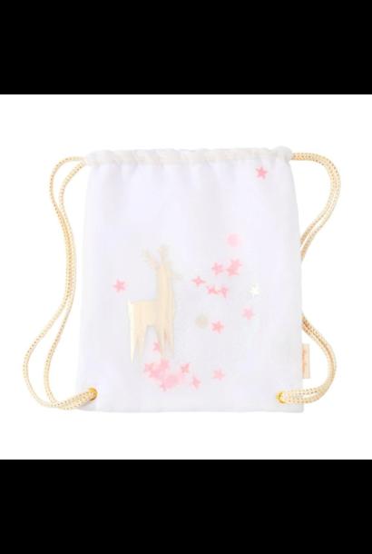 Reindeer Shaker Backpack