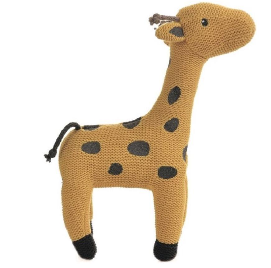 Rammelaar gebreid Zélie giraf-1