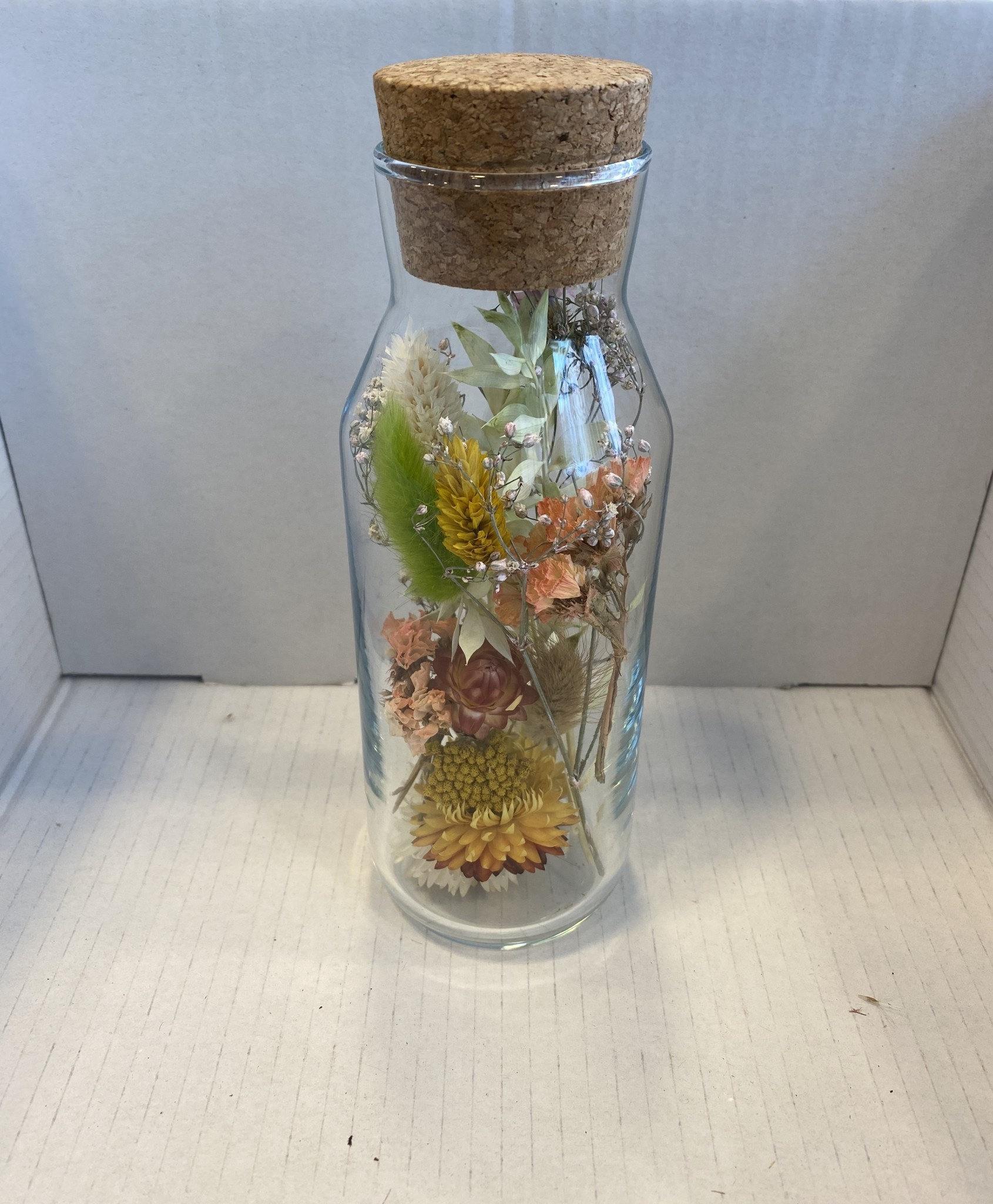 Bloemengeluk in flesje Colourful - Large-1