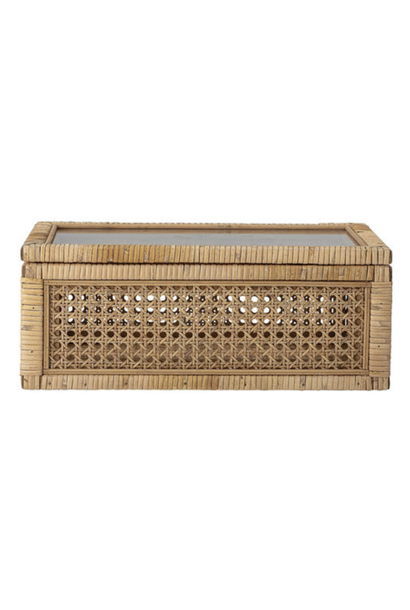 Rattan Storage Box - Medium