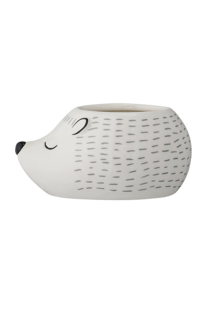 Storage Jar Hedgehog