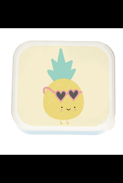 Lunchbox Ananas