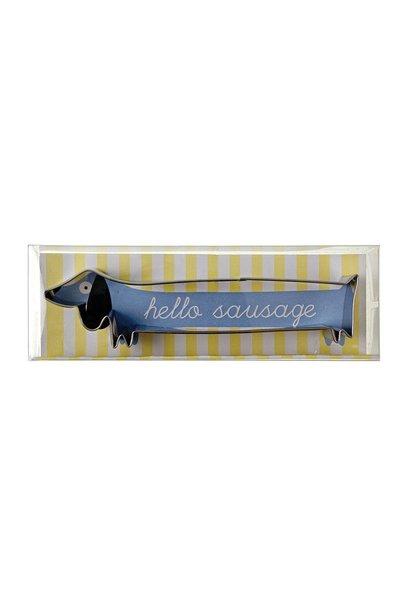 Cookie cutter - sausage dog