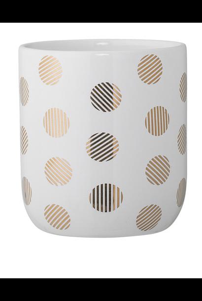 Storage Jar Golden Details