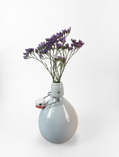 Decoratief Melkflesje Blauw-1