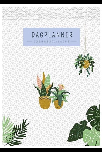 Day planner Houseplants