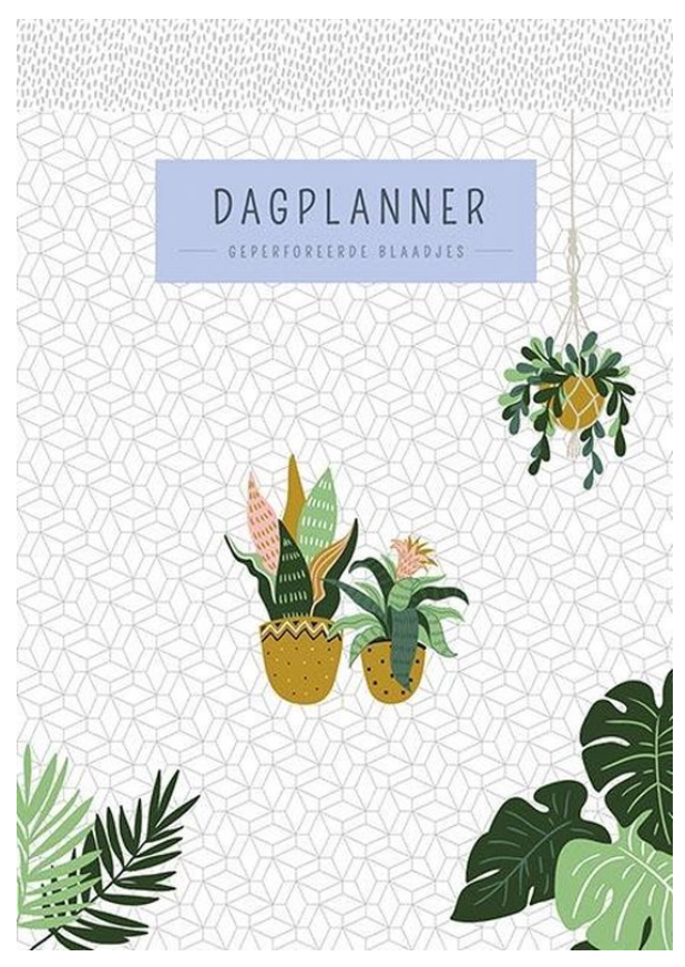 Dagplanner Houseplants-1