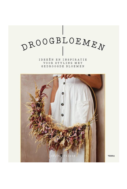 Boek - Droogbloemen
