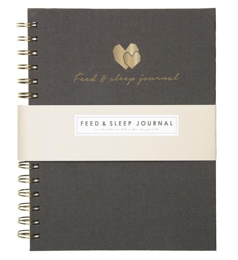 Baby Feed & sleep journal-1