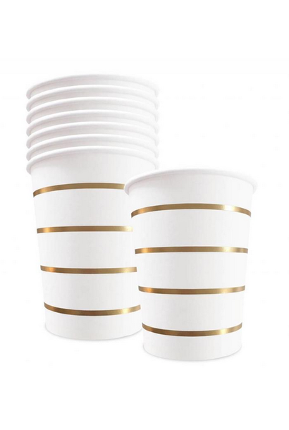 Drinking Cup  Gold
