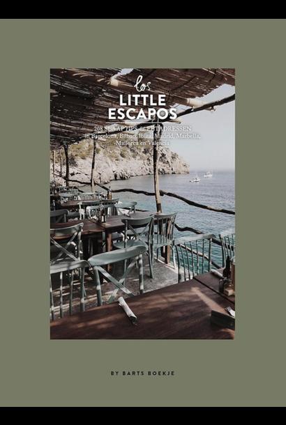 Book - Los Little Escapos 208 Slaaptips & Eetadressen in Spanje