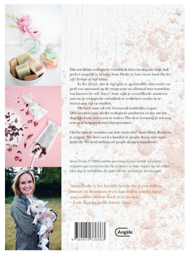 Boek - Eco lifestyle: aan de slag - Anne Drake-2