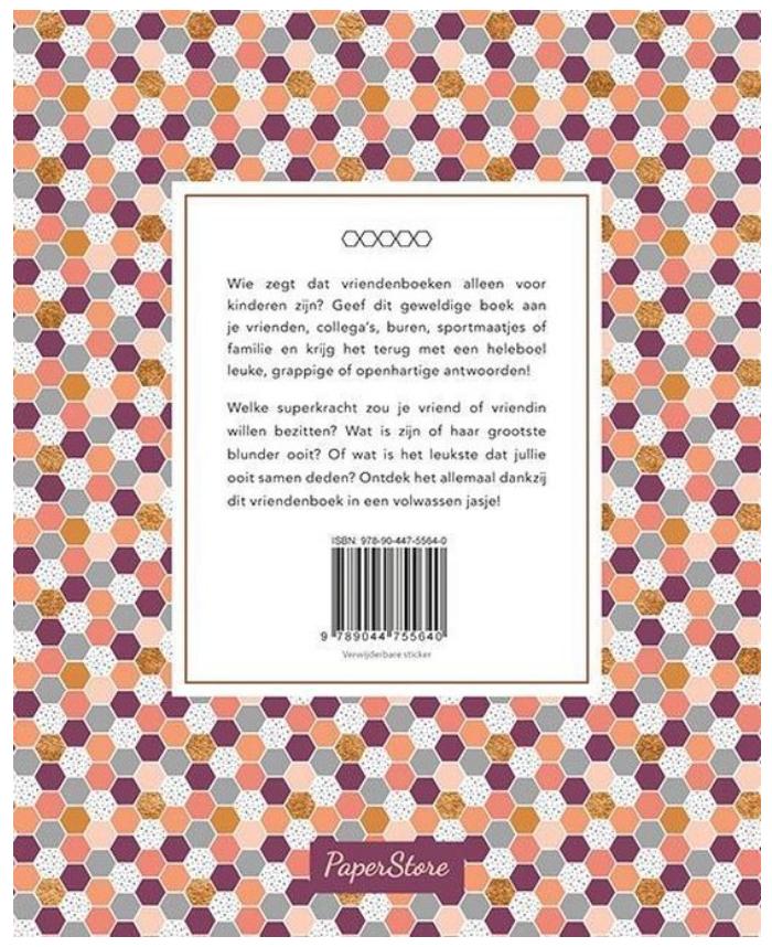 Het geweldige vriendenboek voor volwassenen-2
