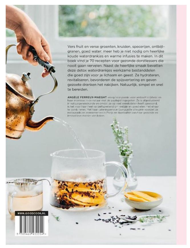 Boek - Detox Water - Good Cook-2