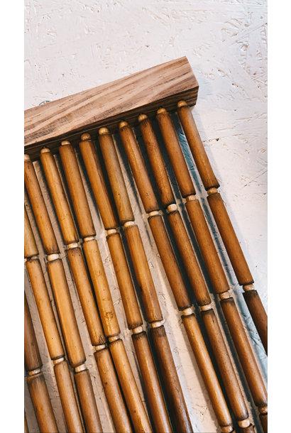 Bamboo Deurgordijn