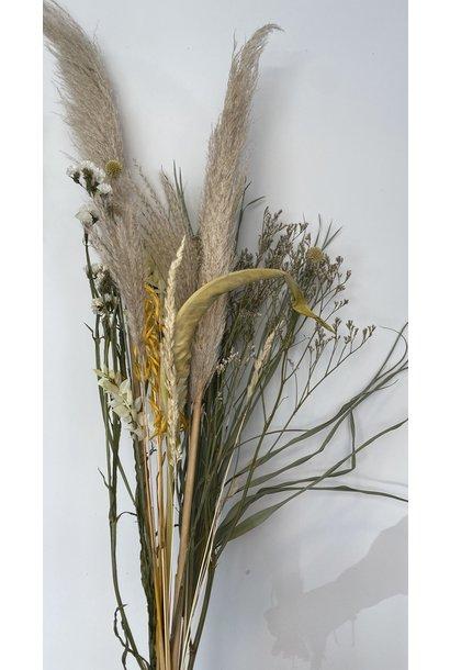 Droogboeket Palm Breeze