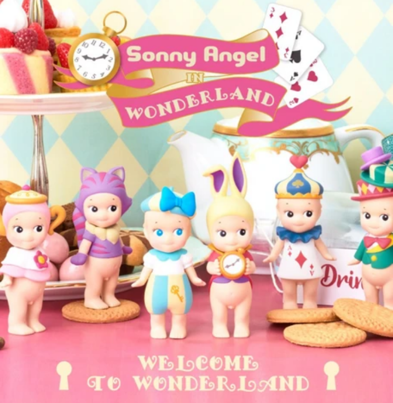 Sonny Angel - Wonderland Geluksbrenger-1