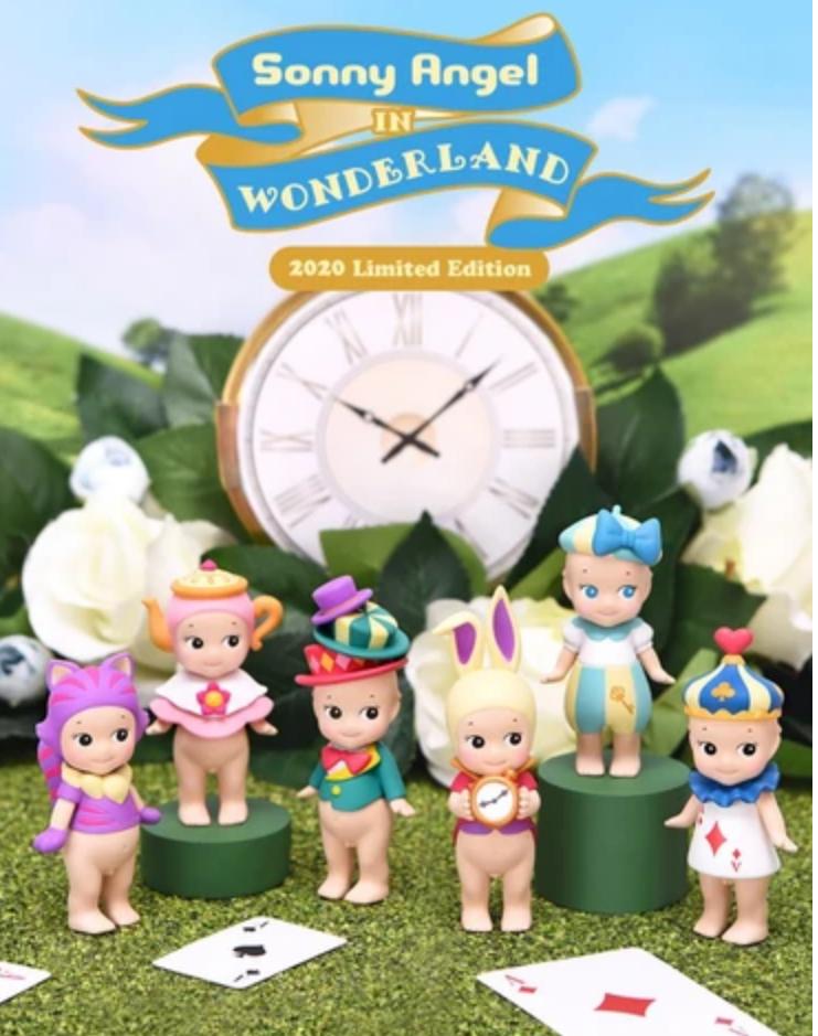 Sonny Angel - Wonderland Geluksbrenger-2
