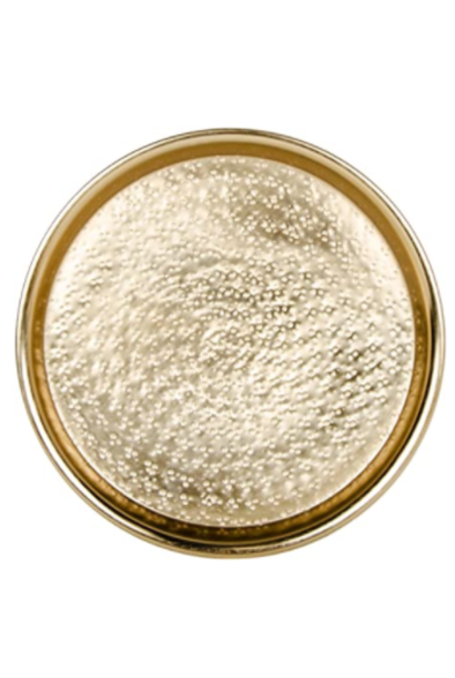 Gouden Metalen Dienblad